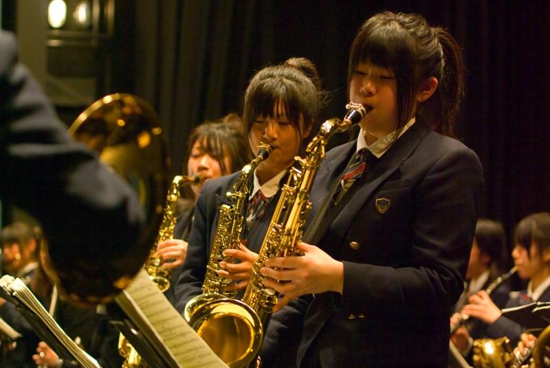 Das Konzert Nippon Symphony in der Stauferlandhalle in Salach.