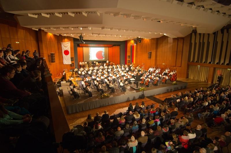 MVE Japanevent 2013 - Konzert am Donnerstag 28.03.2013